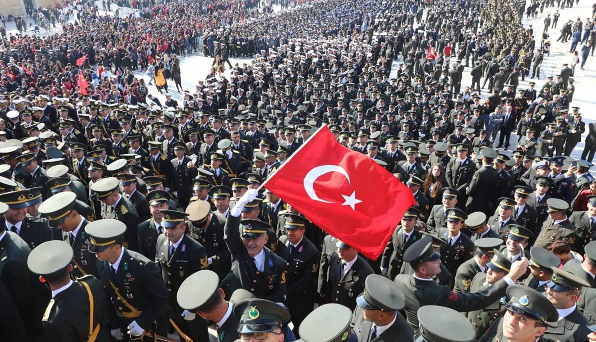 تركيا تأمر باعتقال 168 شخصاً للاشتباه بأنهم على صلة بغولن