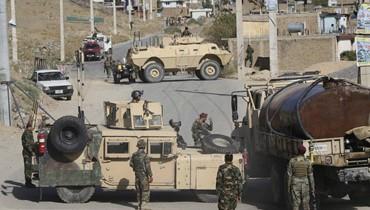 أفغانستان: مقتل 15 مدنيّاً في انفجار قنبلة