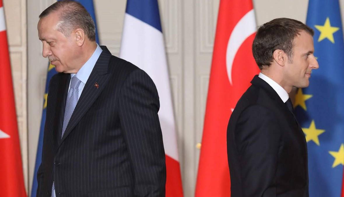 """إردوغان """"أهان"""" ماكرون... ألا يحتاج لدعمه بعد أيّام؟"""