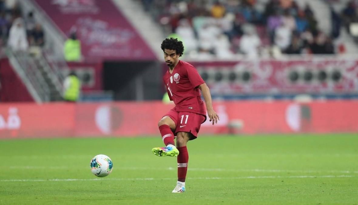 أكرم عفيف أفضل لاعب في آسيا 2019