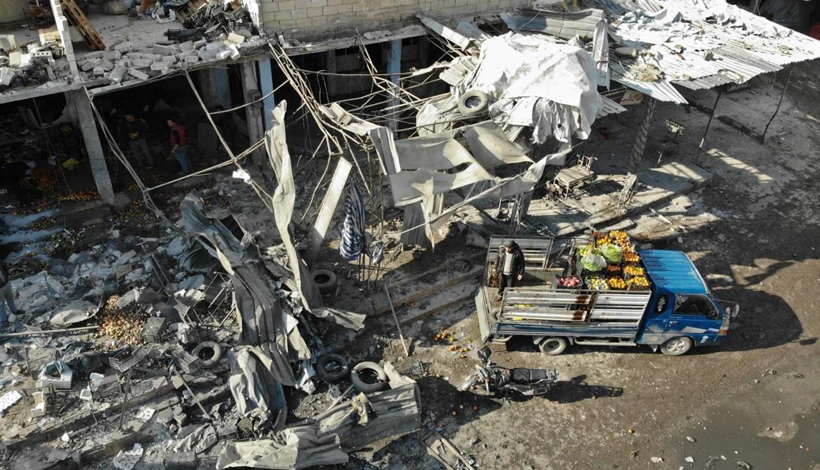 قصف تركي على تل رفعت في ريف حلب: مقتل 9 مدنيّين، بينهم 8 أطفال