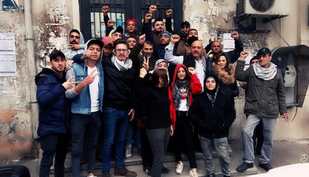 محتجون قطعوا طرقاً في طرابلس واعتصموا أمام البلدية (صور - فيديو)