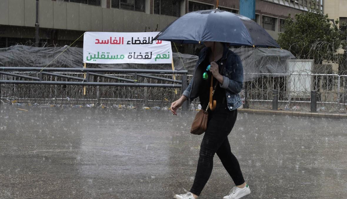 منخفض جوّي بارد في لبنان.. متى ينحسر؟