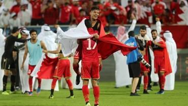 تأهل تاريخي للبحرين إلى نهائي كأس الخليج