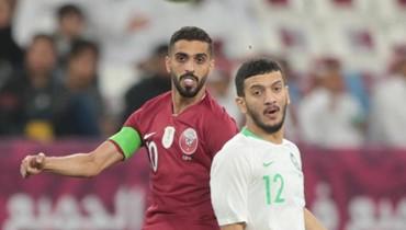بالصور: السعودية تنهي مشوار قطر في كأس الخليج