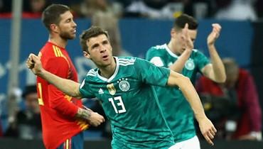 إسبانيا تستضيف ألمانيا في آذار المقبل