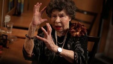 أكبر الممثلات سنّاً تفارق الحياة... وداعاً ستويانكا موتافوفا