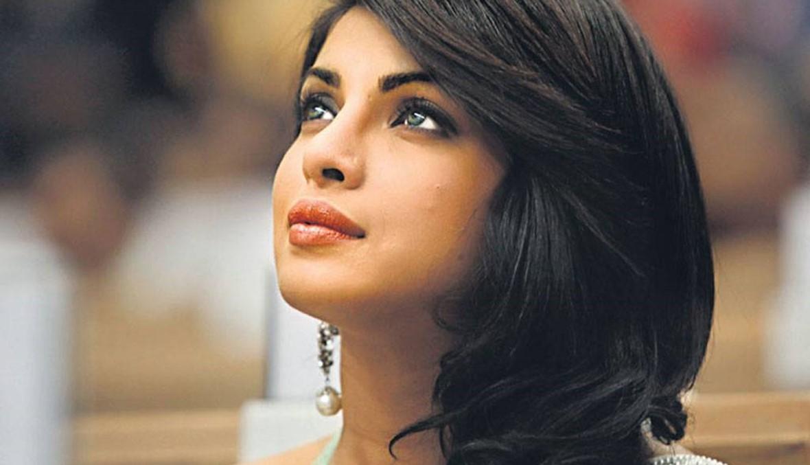 الممثلة الهندية بريانكا تشوبرا: أزيح عرقيتي جانباً عندما أمثّل
