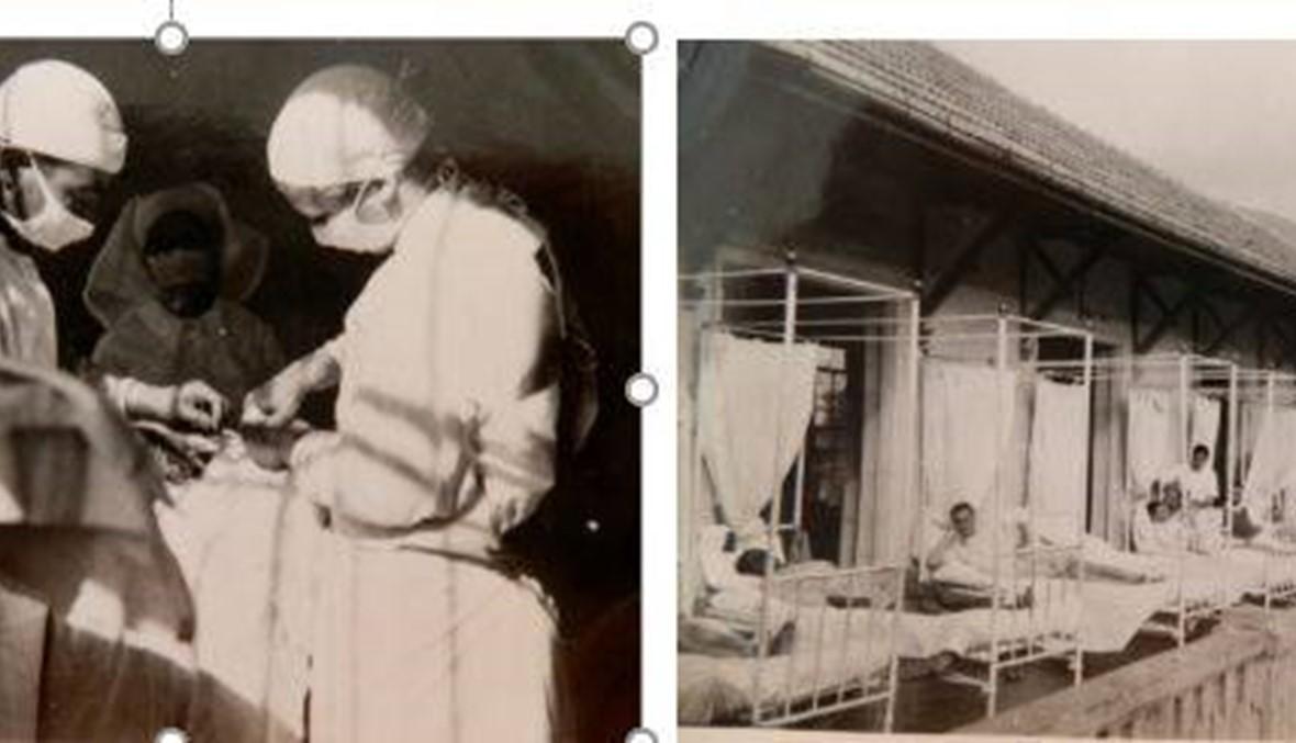 نساء من بلادي: من المعاملتين الى حمانا الطبيبة ماري بيرسون آدي  نذرت نفسها لمداواة مرضى  السل