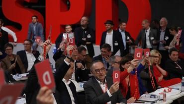 ألمانيا: الاشتراكي الديموقراطي يوافق على البقاء في التّحالف الحكومي