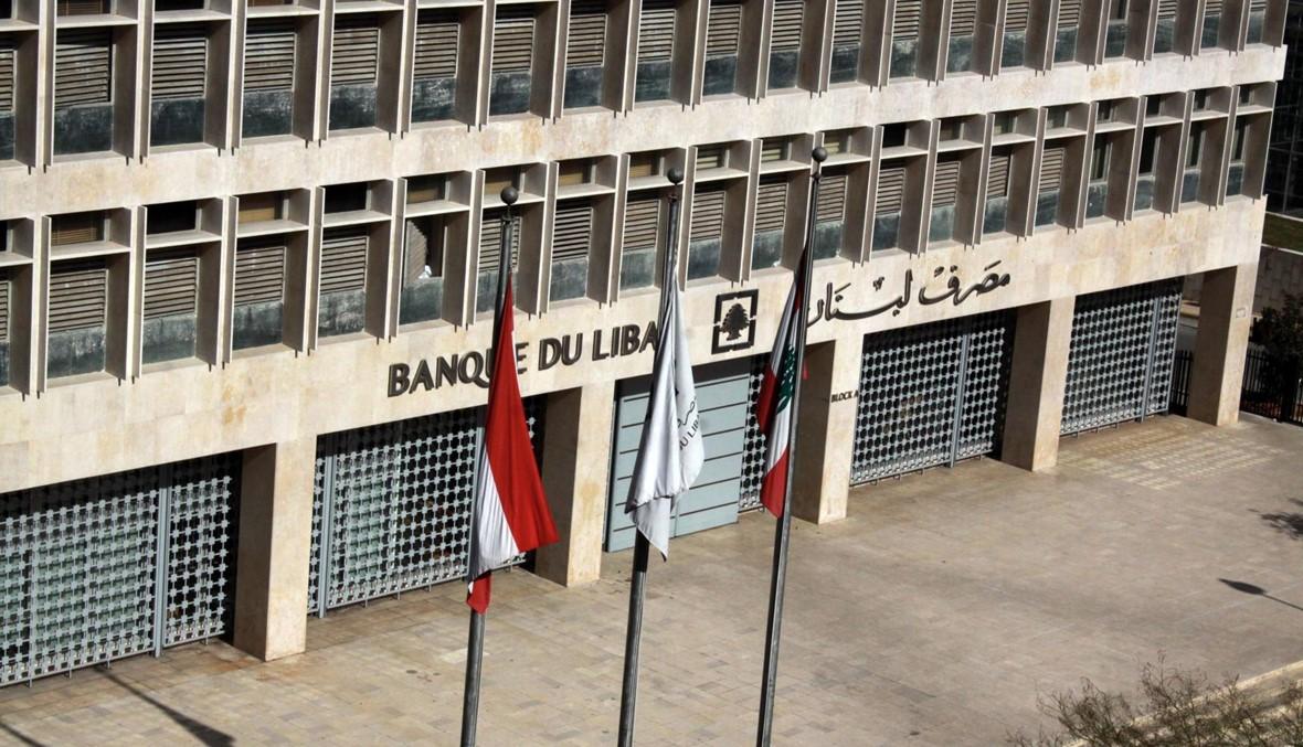 حملة تبرعات من أمام مصرف لبنان