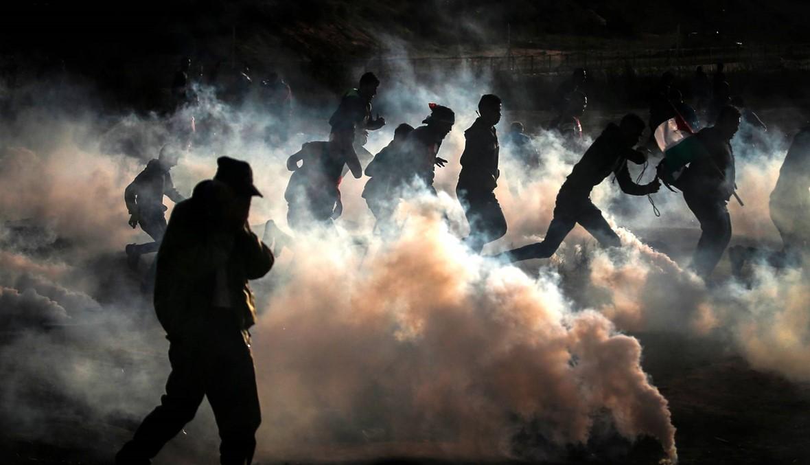 إطلاق ثلاث قذائف من غزة باتجاه إسرائيل