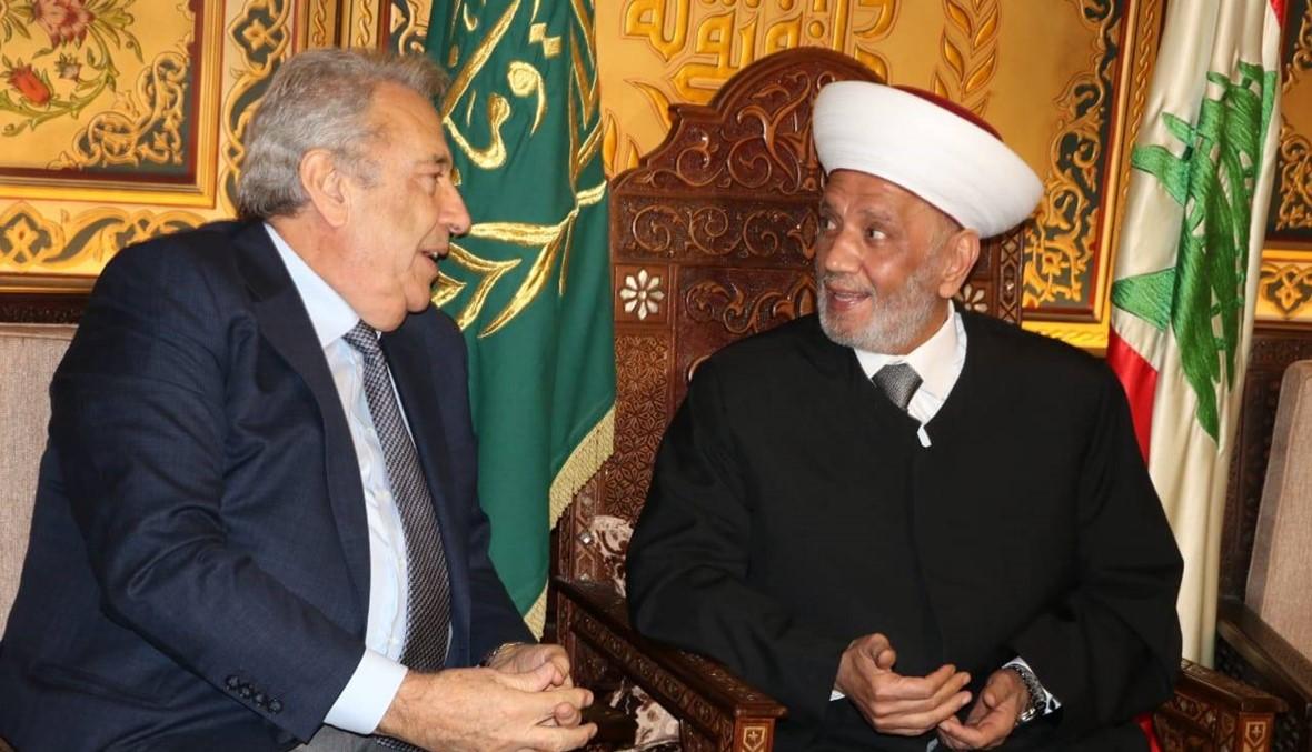 الخطيب: تبلغت من المفتي دريان أن الطائفة السنية تسمّي الحريري لرئاسة الحكومة