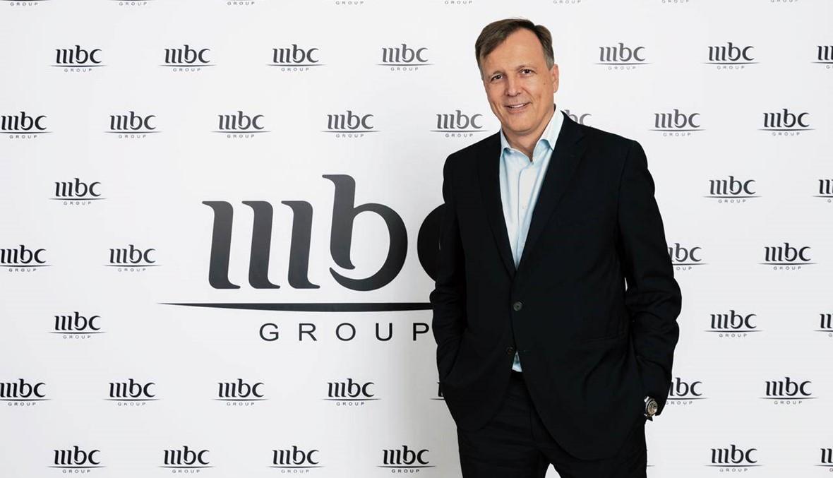 "مارك أنطوان داليوين رئيساً تنفيذياً جديداً لـ ""مجموعة MBC"" خلفاً لسام بارنيت"