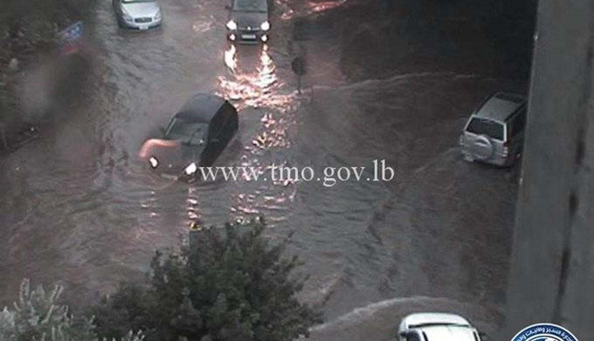 لبنان يغرق مع كلّ شتوة... الغضب المُتكرر، هل ينفع؟ (صور وفيديو)