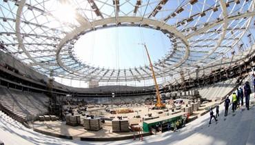 15 مليون ساعة عمل في استادات مونديال 2022