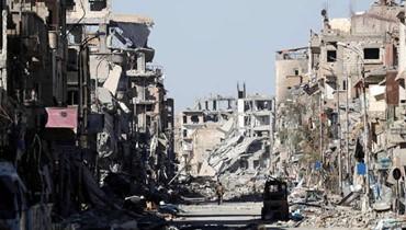 """القوّات الروسيّة للمرّة الأولى في """"عاصمة داعش"""""""