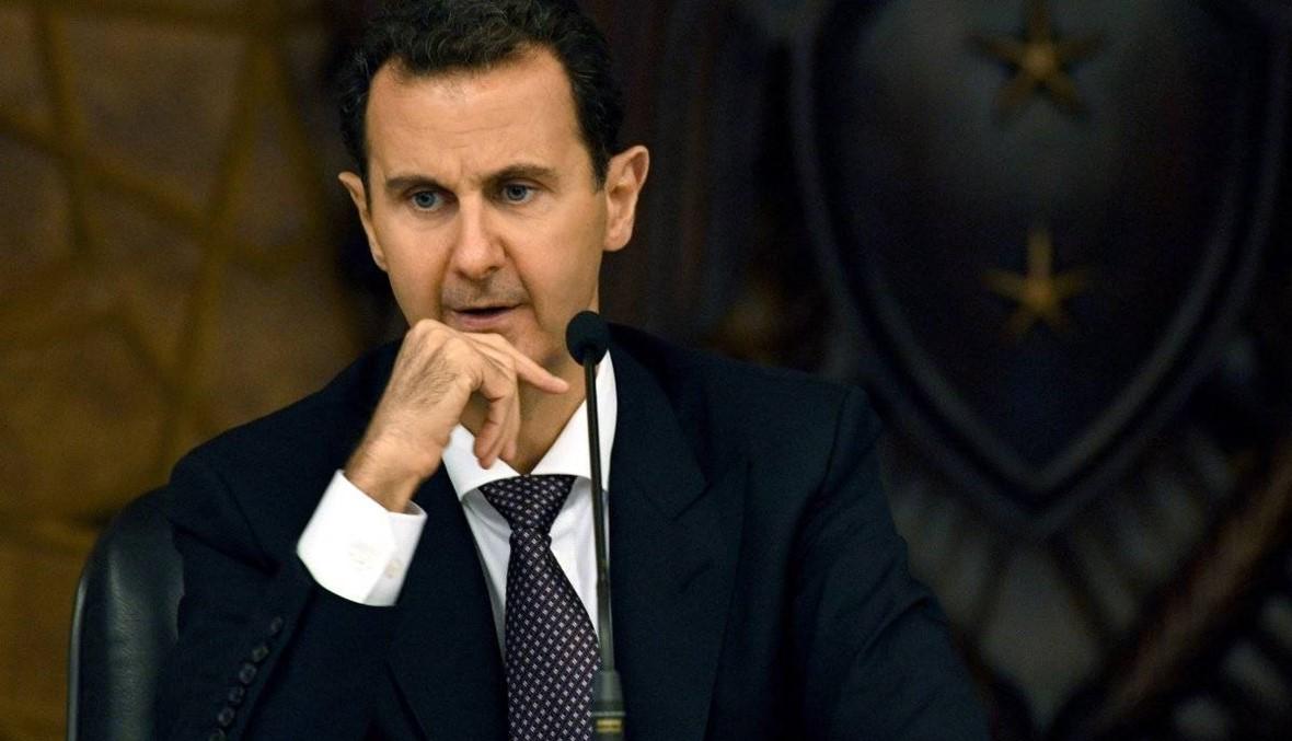 """""""تويتر"""" يغلق حساب الرئاسة السورية"""