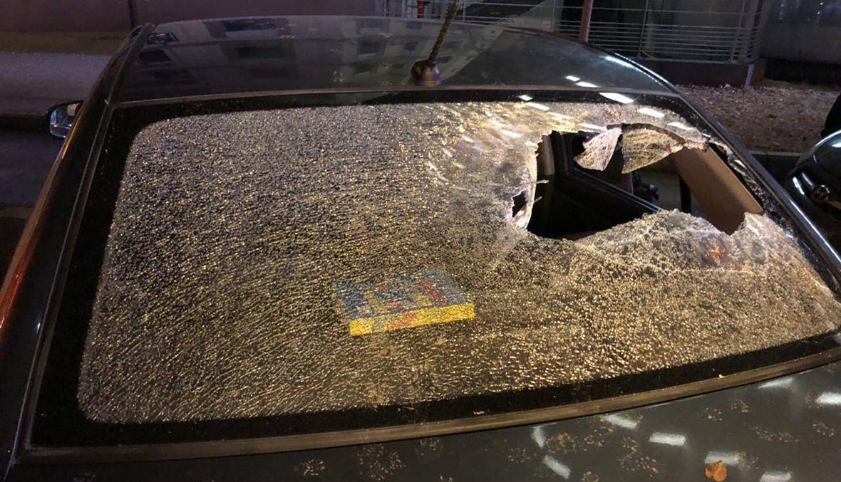شرطة مجلس النواب في عين التينة تردّ على ما جرى أمس