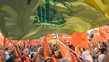 """ما بين """"التيار الوطني الحر"""" و""""حزب الله"""" كأنّ عون عاد إلى المنفى؟"""