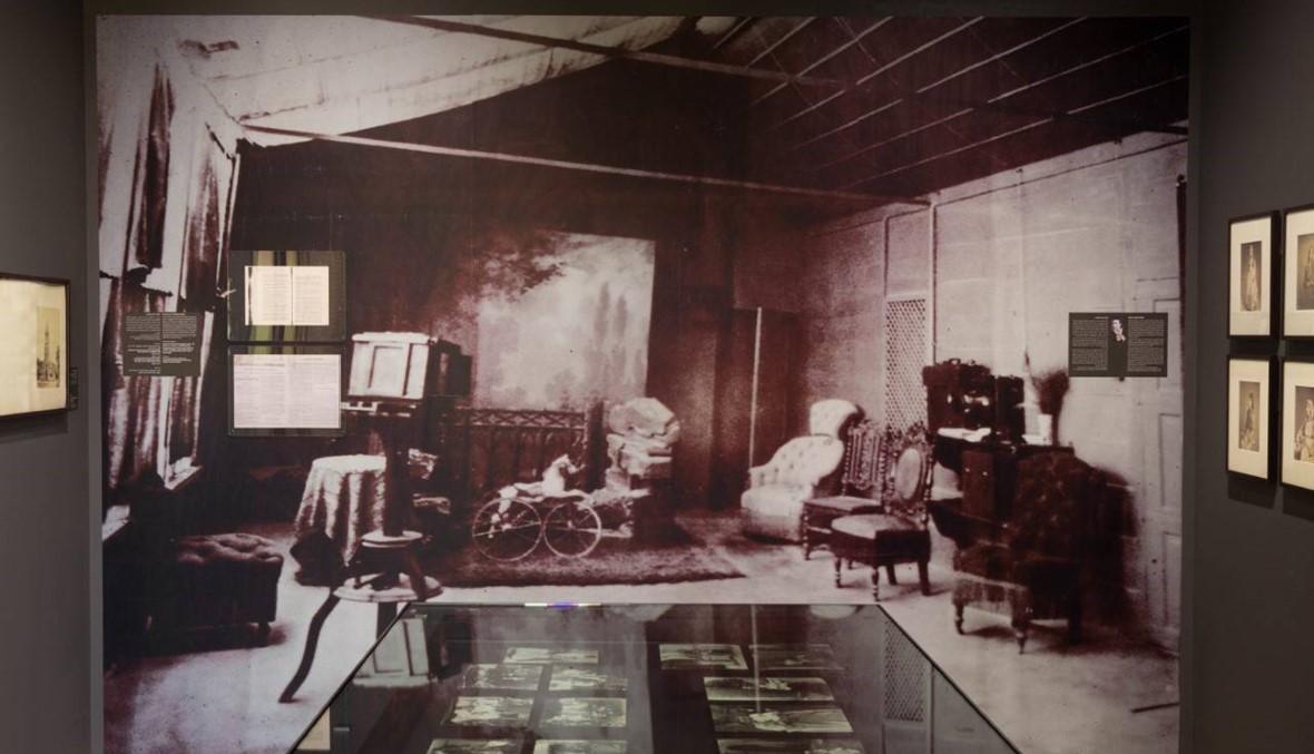 في متحف سرسق: صور فوتوغرافية ووثائق عن حقبة آل بونفيس في بيروت