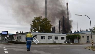 إصابة 25 شخصاً على الأقل في انفجار في مدينة بلانكنبرغ شرق ألمانيا