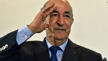 من هو عبد المجيد تبون الفائز في الانتخابات الرئاسية بالجزائر