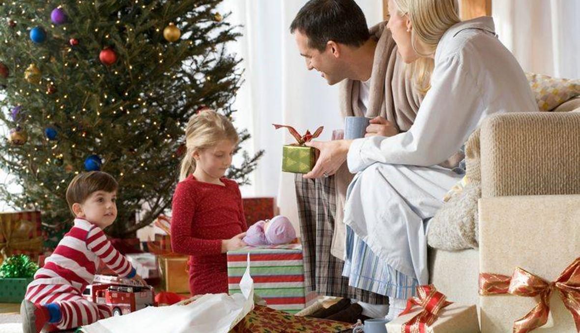 """""""قاعدة شراء الهدايا""""... فكرة ذكيّة لتوفير الوقت والمال في عيد الميلاد"""