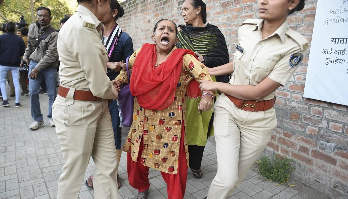 """الهند: الاحتجاجات ضدّ قانون حول الجنسيّة تجدّدت... """"معادٍ للمسلمين"""""""