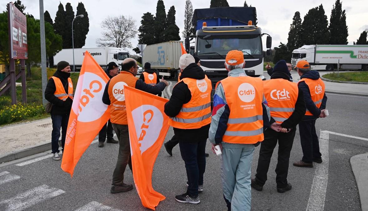 فرنسا: استقالة مهندس مشروع تعديل أنظمة التقاعد... قطاع النقل شهد اضطرابات كبيرة