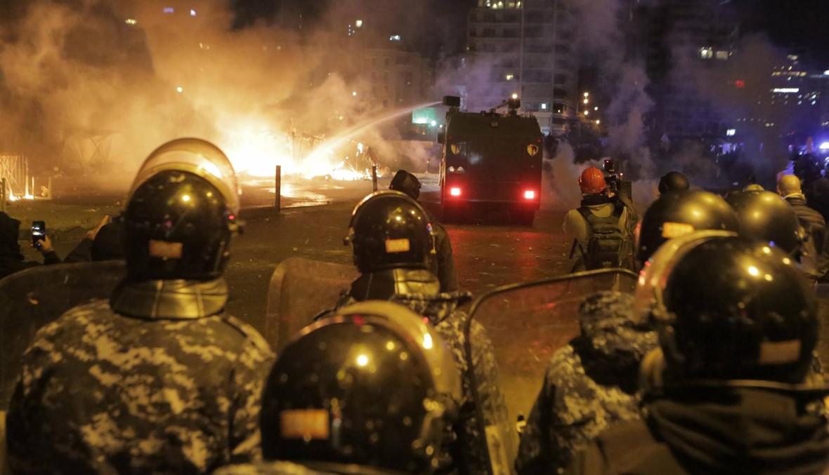 شكوى إلى الأمم المتحدة حول اعتداءات وسط بيروت \r\n رسالة سياسية أم ثمة مفعول قانوني لها؟