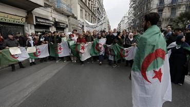 """الجزائر: آلاف المتظاهرين ضدّ الرئيس المنتخب عبد المجيد تبون... """"المسيرة مستمرة"""""""