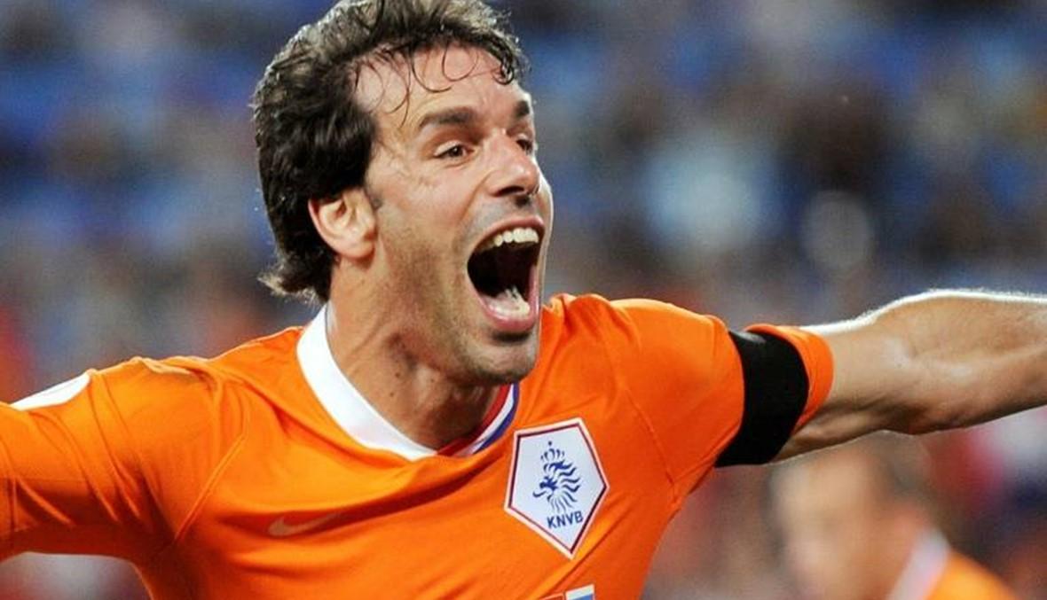 فان نيستلروي يعود إلى المنتخب الهولندي