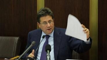 كنعان: إنخفاض الإيرادات 4 مليارات دولار وتوجّه لتعليق المهل على القروض السكنية