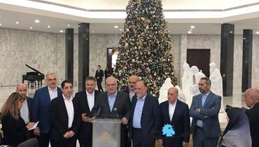 """كتلة """"الوفاء للمقاومة"""" سمّت حسان دياب لترؤس الحكومة المقبلة"""