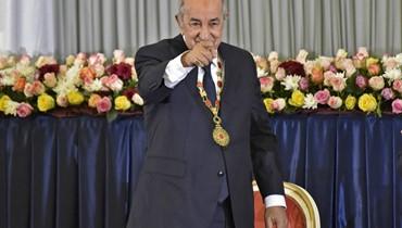 الجزائر: تبون عيّن صبري بوقادوم رئيساً لحكومة تصريف الأعمال