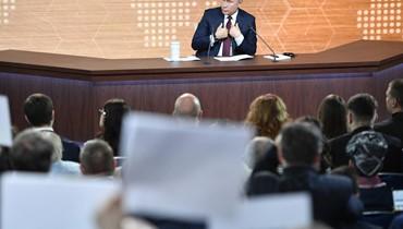 بوتين يلمّح إلى احتمال مغادرته الرئاسة عام 2024