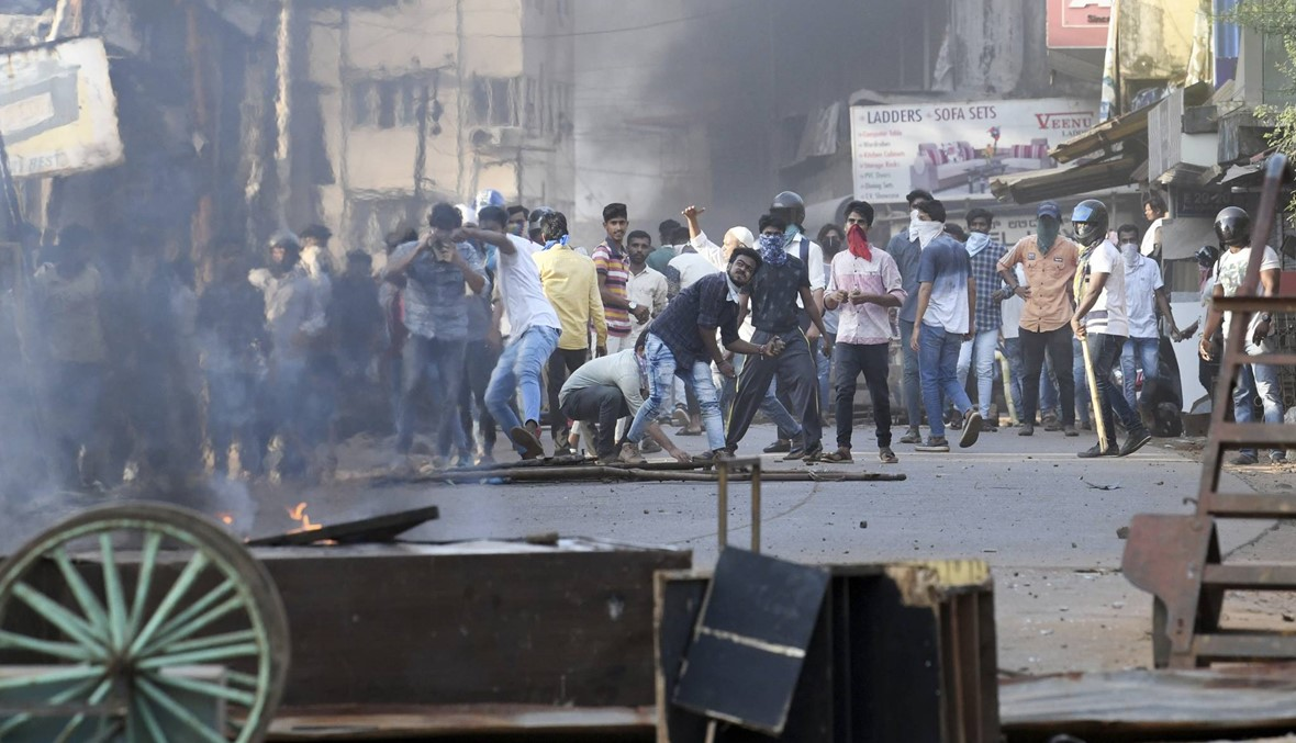 الهند: آلاف المحتجّين على قانون الجنسيّة يتحدّون حظراً للتّجمع... مواجهات مع الشرطة واعتقالات