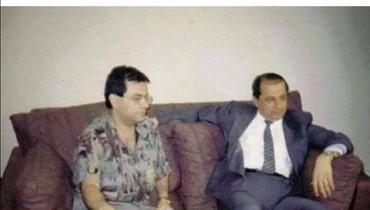 """صورة لميشال عون وحسان دياب """"من أيّام الصبا""""؟ FactCheck#"""