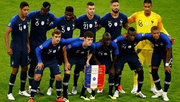 """فرنسا تستعد لمجموعة """"الموت"""" أمام أوكرانيا وفنلندا"""