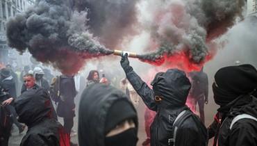 """فرنسا: """"اضطراب شديد"""" في حركة النقل الحديدي بسبب الإضرابات قبيل الأعياد"""