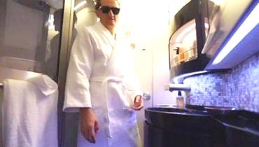 فندق 5 نجوم... تعرف إلى مزايا السفر على أغلى رحلة طيران في العالم (فيديو وصور)