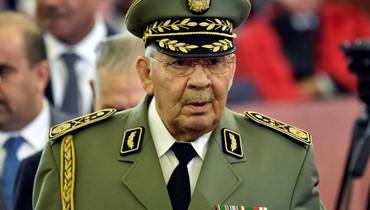 وفاة رئيس أركان الجيش الجزائري أحمد قايد صالح