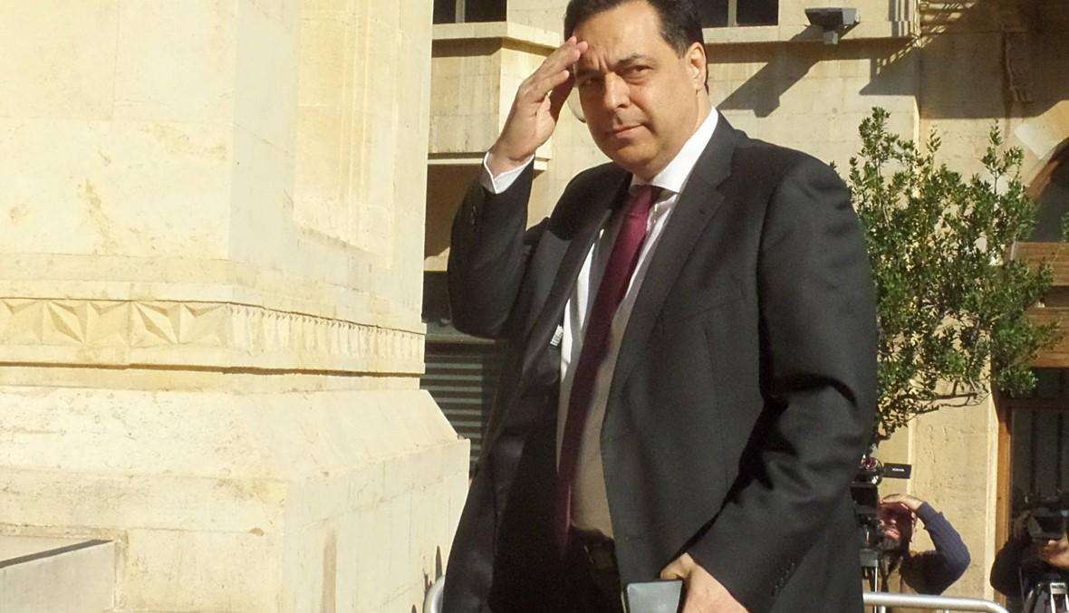 الرئيس المكلّف حسان دياب... وهذا الحساب لا يتكلّم باسمه FactCheck#