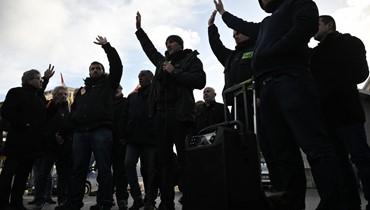 """استمرار الإضراب في فرنسا ضدّ إصلاح أنظمة التقاعد... """"الوضع سيبقى مضطرباً"""""""