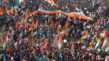 تصاعد الاحتجاجات... الهند تشدّد الأمن بسبب قانون الجنسية