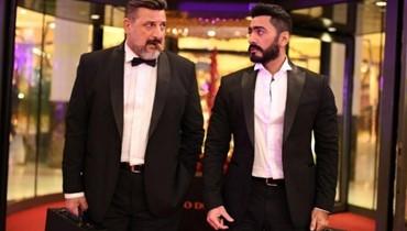 """تامر حسني وخالد الصاوي وجوهرة في افتتاح """"الفلوس"""""""