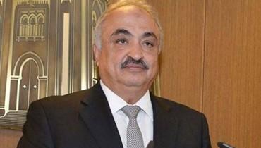الحجار: أمر مؤسف أن لا يرى الرئيس ميشال عون بالبلد إلا جبران باسيل
