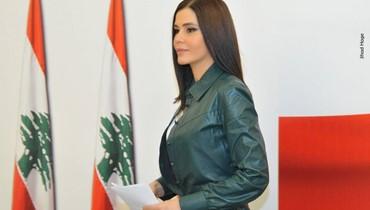 ستريدا جعجع بقداس على نية لبنان: همّ البعض مصالحهم الشخصية ولو انهار البلد