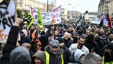 فرنسا: إضراب لليوم الـ23 ضدّ إصلاح نظام التقاعد... تظاهرات السبت، والتعبئة مستمرّة